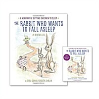 The Rabbit Who Wants to Fall Asleep (Book + CD) (Hardcover + CD)