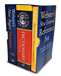 Webster's New Essential Reference Set (Boxed Set)