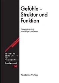 Gefühle : Struktur und Funktion