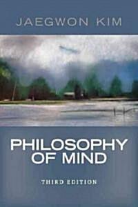 Philosophy of Mind (Paperback, 3)