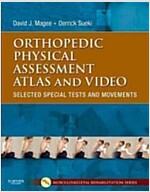 Orthopedic Physical Assessment Atlas and Video : Selected Special Tests and Movements (Paperback)