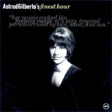 [수입] Astrud Gilberto - Finest Hour