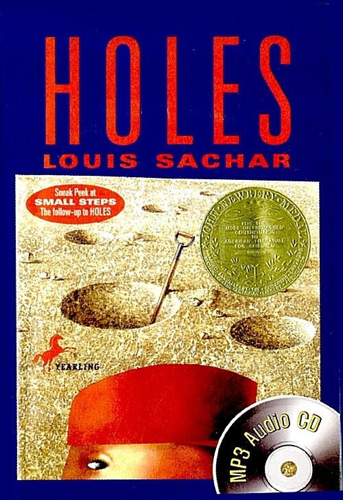 Holes (Paperback + MP3 audio CD 1장) (Paperback, Unabridged)