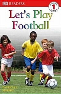 Lets Play Football (Paperback)