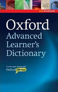 Oxford Advanced Learner's Dictionary, 8th Edition: Paperback with CD-ROM (includes Oxford iWriter) (Package)