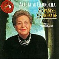 [수입] Alicia de Larrocha  - Spanish Serenade
