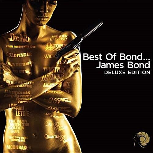 Best Of Bond... James Bond [2CD 디럭스 에디션]