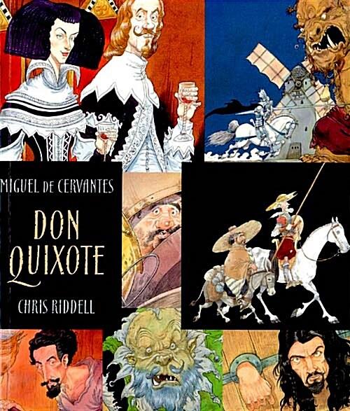 Wic: Don Quixote (Paperback)