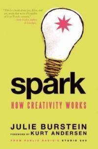 Spark : how creativity works 1st ed