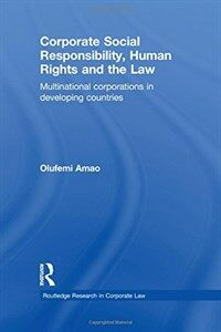 Corporate social responsibility, human rights, and the law : multinational corporations in developing countries