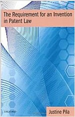 The Requirement for an Invention in Patent Law (Hardcover)