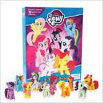 My Little Pony Busy Book 마이리틀포니 비지북 (미니피규어 10개 + 놀이판)