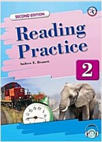 Reading Practice 2 (2nd Edition, Paperback + CD)