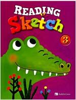 Reading Sketch 3 (Paperback + Audio CD 1장)