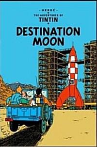 [중고] Destination Moon (Paperback, Graphic novel)