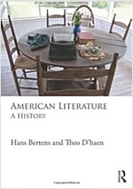 American Literature : A History (Paperback)