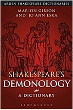 Shakespeare's Demonology: A Dictionary (Paperback)