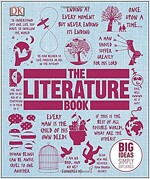 The Literature Book : Big Ideas Simply Explained (Hardcover)
