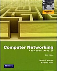 Computer Networking: Top-Down Approach (Paperback, 5th Edition)