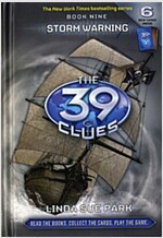 The 39 Clues #9 : Storm Warning (Hardcover)