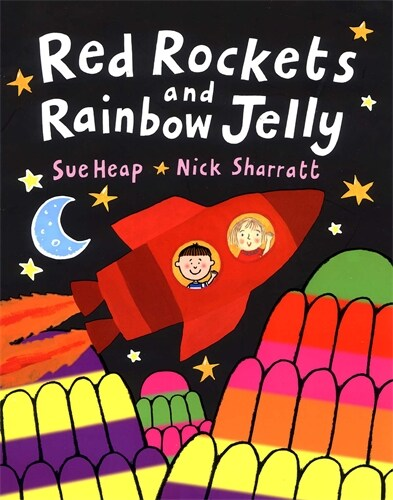 Red Rockets and Rainbow Jelly (Paperback)
