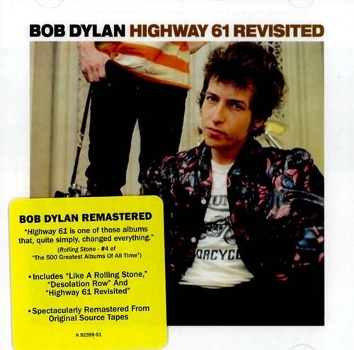 [수입] Highway 61 Revisited (Remastered)