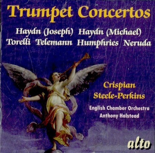 [수입] 하이든 & 텔레만 : 트럼펫 협주곡 모음집
