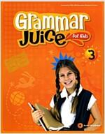 Grammar Juice for Kids 3 (Student Book 1권 + CD 1장)