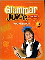 Grammar Juice for Kids 3 (Workbook)
