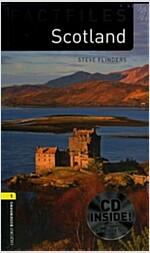 Oxford Bookworms Library Factfiles: Level 1:: Scotland (Paperback)