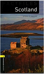 Oxford Bookworms Library Factfiles: Level 1:: Scotland audio CD pack (Package)