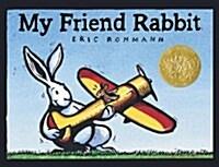 My Friend Rabbit (Board Books)