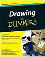 Drawing for Dummies, 2nd Edition (Paperback, 2 Revised edition)
