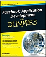 Facebook Application Development for Dummies (Paperback)