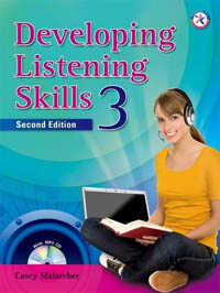 Developing Listening Skills 3 : Student Book (2nd Edition, Paperback 1권 + MP3 CD 1장)