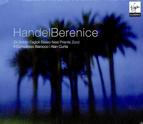 [수입] 헨델 : 베르니체, 이집트의 여왕 [3CD]