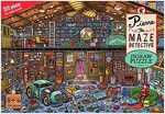Pierre the Maze Detective: Jigsaw Puzzle (Hardcover)