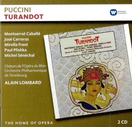 [수입] 푸치니 : 투란도트 [2CD]