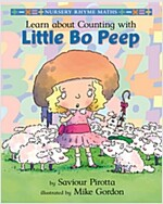 Istorybook 4 Level A: Little Bo Peep (Nursery Rhyme Maths)
