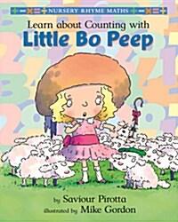 Istorybook 4 Level A: Little Bo Peep (Nursery Rhyme Maths)