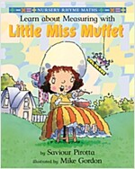 Istorybook 4 Level A: Little Miss Muffet (Nursery Rhyme Maths)