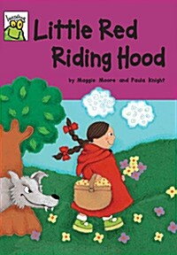 Istorybook 3 Level C: Little Red Riding Hood (Leapfrog Fairy Tales)