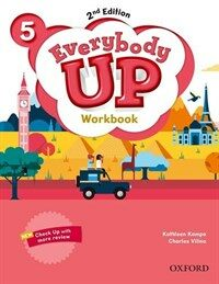 Everybody Up 5 : Workbook (Paperback, 2nd Edition