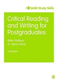 Critical reading and writing for postgraduates / 3rd ed