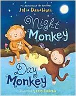 Night Monkey, Day Monkey (Hardcover)