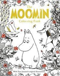 The Moomin Colouring Book (Paperback, Main Market Ed.)