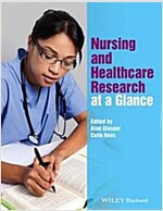 Nursing and Healthcare Research at a Glance (Paperback)