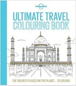 Ultimate Travelist Colouring Book (Paperback)