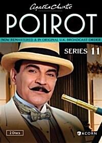 [수입] Agatha Christies Poirot, Series 11 (아가사 크리스티 : 명탐정 포와로 시리즈 11)(지역코드1)(한글무자막)(DVD)