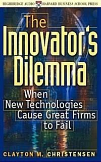 The Innovators Dilemma (Cassette, Abridged)